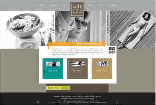 image of Spherexx.com � Wins 2013 Best Real Estate Website Internet Advertising Award for Parallel 41